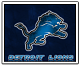 A Detroit Lions fan's group.